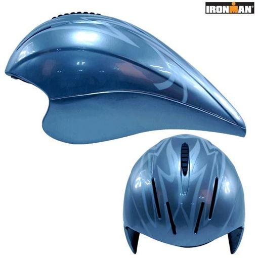 3TCY Kuji Aero-Helm Silber