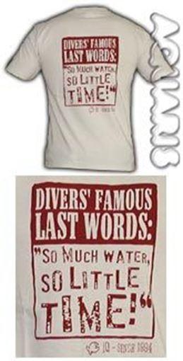 T-SS T-Shirt iQ Last Words CE