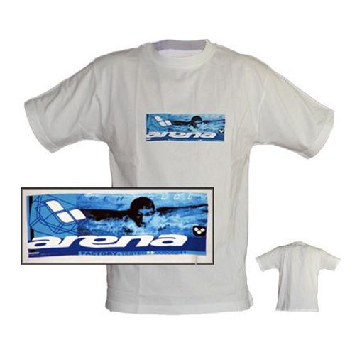 T-SS Arena T-Shirt Delfin W