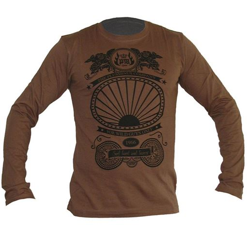 T-LS T-Shirt ChiemseeOndahroBN