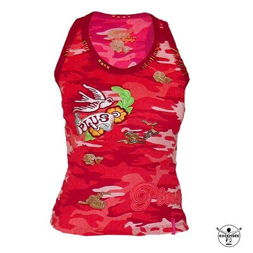T-WO Shirt ChiemseeRibMaditaRT