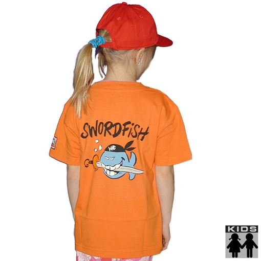 T-JR T-Shirt iQ Kids Swordfish