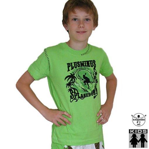 T-JR T-Shirt ChiemseeMonesiGN
