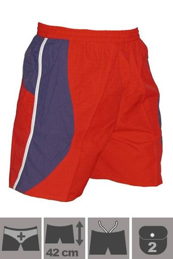LWSM Watershort Short Hestral