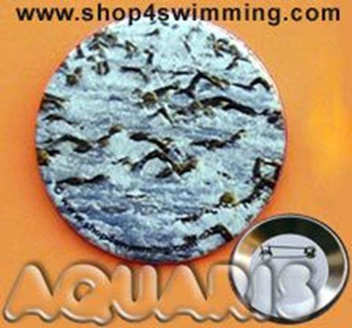 GIBU Button: Triathlon