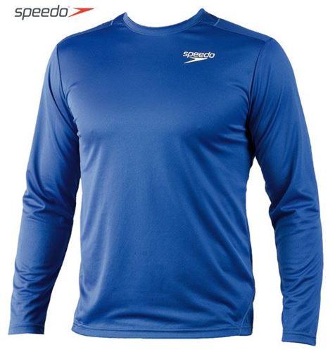 T-SS T-Shirt LS Speedo IliasBU