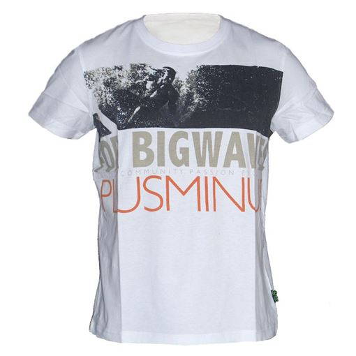 T-SS T-Shirt Chiemsee Big Wave