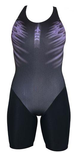 SWSL Badeanzug mit Bein Z302