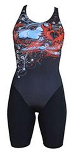 SWSL Badeanzug mit Bein B320