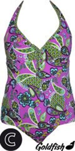 MD2T Tankini Goldfish A519CCup