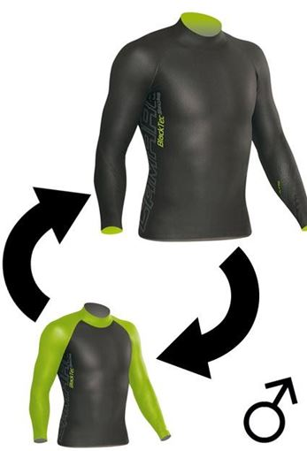 NESI Neopren Shirt AquaSkin MN