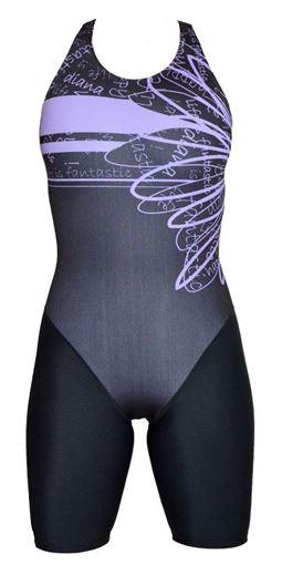 SWSL Badeanzug mit Bein C05-02