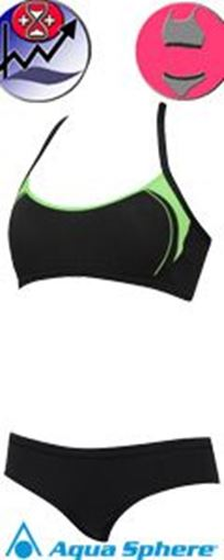SWS2 AquaSphere Swimkini C3815
