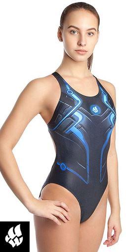 SWSF Madwave Swimsuit D7607
