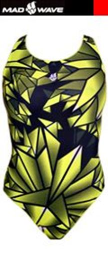 SWSF Madwave Swimsuit D7610