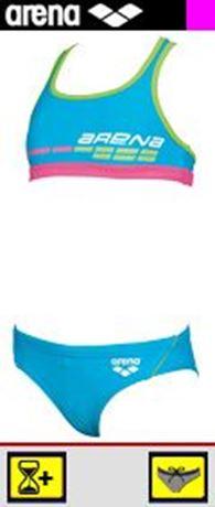 SK2T Arena Swimkini Girl I032