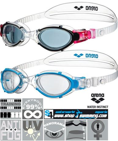 13454ec90d Next productLunette de natation Arena Nimesis. SBT Schwimmbrille Nimesis  Cr-W