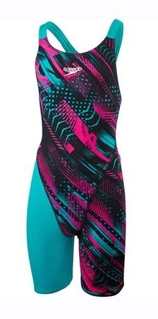 Speedo Legsuit girl Fastskin Kneeskin Endurance+ By Speedo