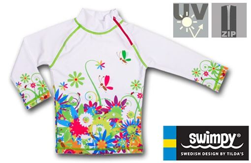 T-SP UV Shirt Flowers I8303