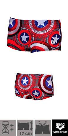 Maillot De Homme Captain America Bain v08wONmn