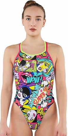 SWSF Madwave Swimsuit J7608