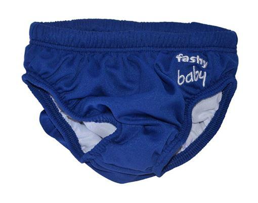 SKBY Babybade Slip Blau