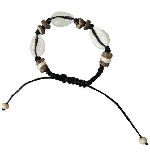 GIAB Shell Bracelet 1806C3