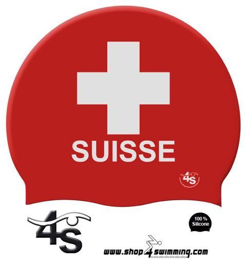 BKSR Badekappe Suisse