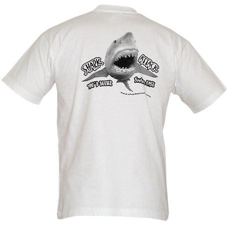 T-SS T-ShirtAquaris Shark Att.