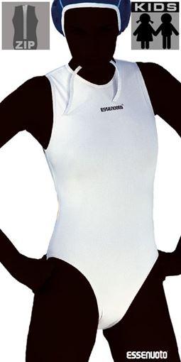 WBA Wasserball Anzug White