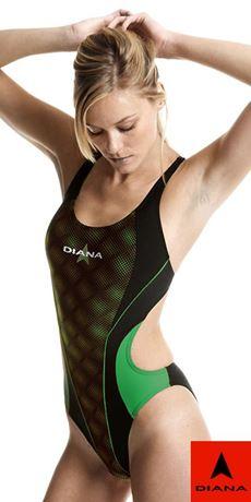 SWSF Diana Badeanzug X308