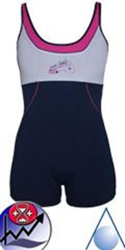 SWSL Badeanzug mit Bein Y501