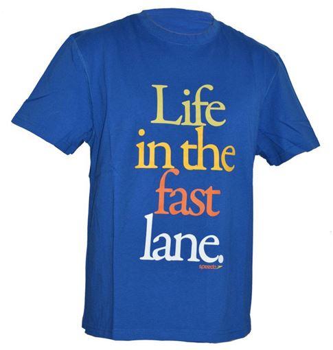 T-SS T-Shirt Speedo LITFL