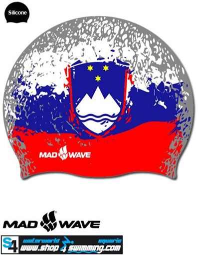 BKSR Badekappe M.W. Slovenien
