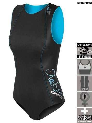 NEO1 Neopren Aquaskin Swimsuit
