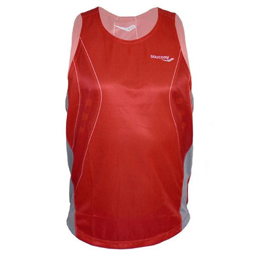 3TTP Men Performance Singlet R