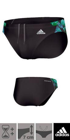 SMB7 Adidas Badehose N8602