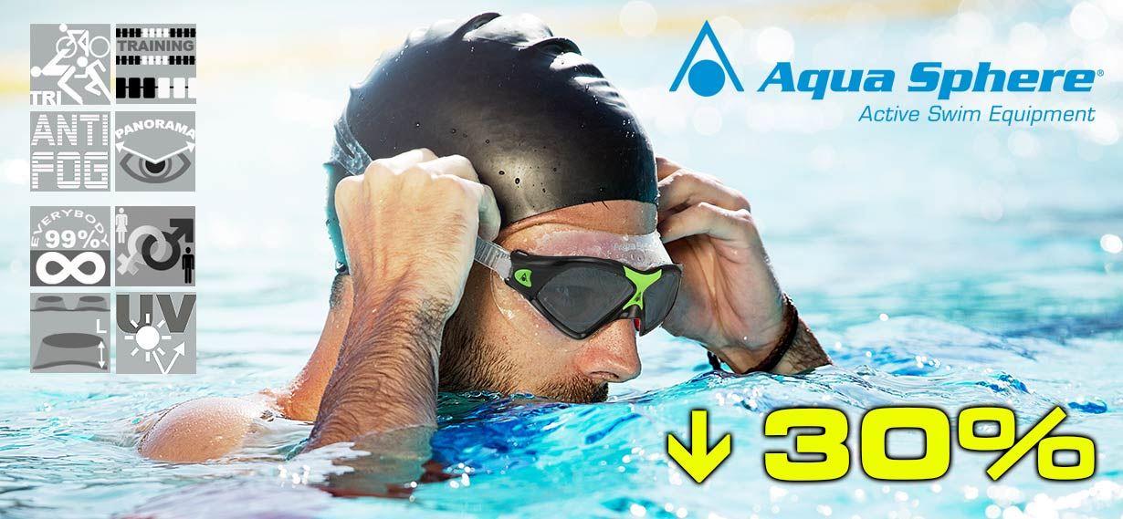 Lunettes de natation Seal XP2