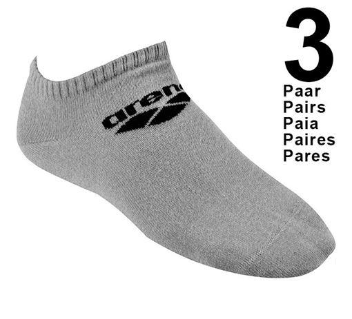 3TAC Basic Sneaker Socks GU-3P